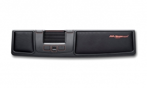 Mousetrapper advance 2.0, black/coral-MT120